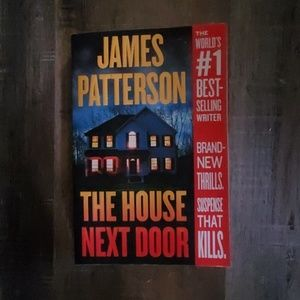 James Patterson's the house next door NWT